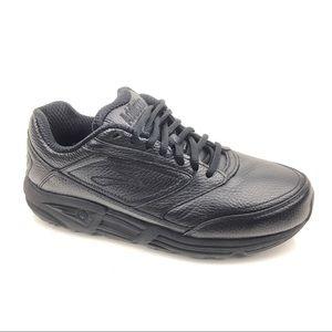 Brooks Addiction Walker Black Walking Shoes